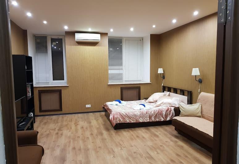 Apartment ES on 8-ya liniya V.O 59, San Pietroburgo, Appartamento Comfort, Camera