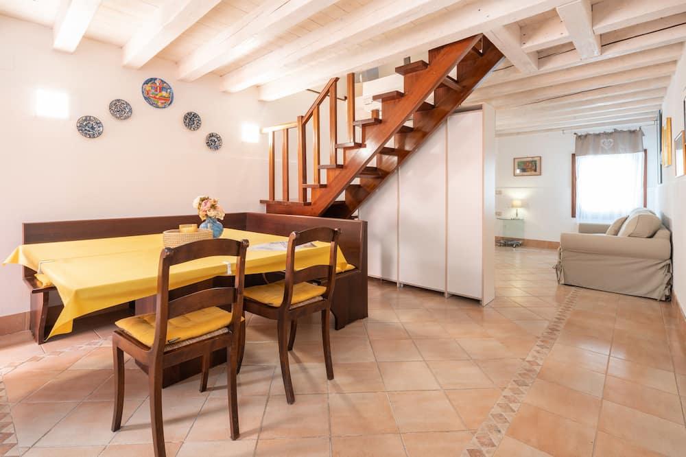 Apartament romantyczny, 2 sypialnie - Powierzchnia mieszkalna