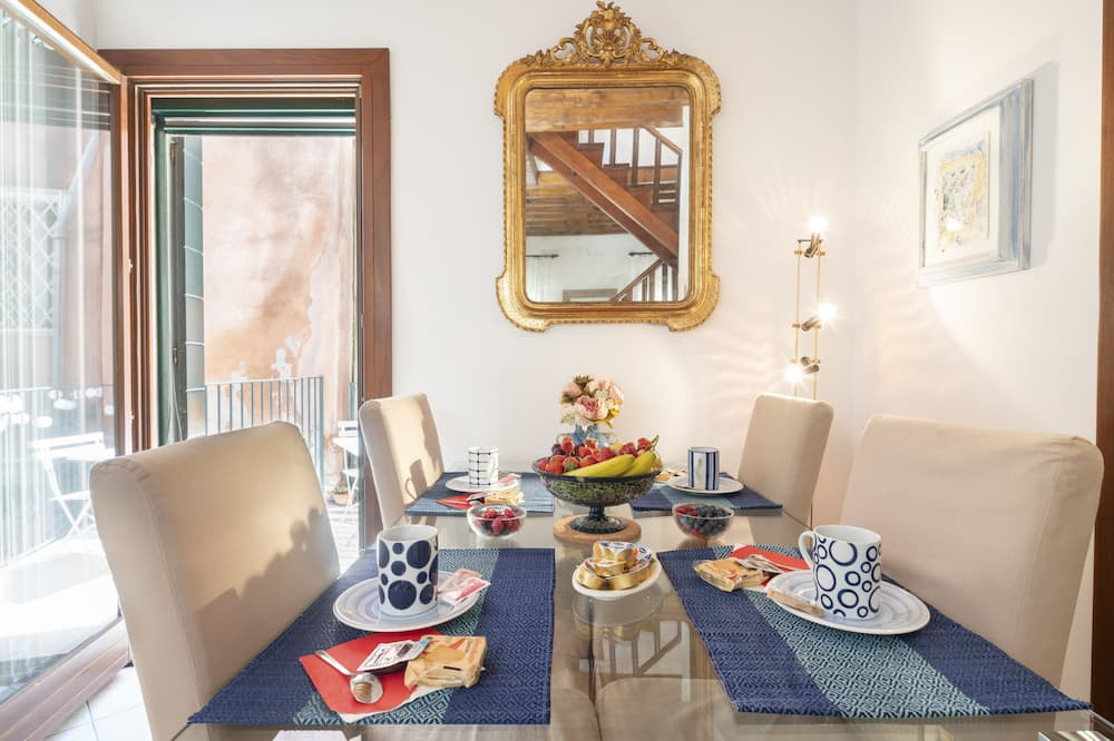 Apartament romantyczny, 2 sypialnie - Salon