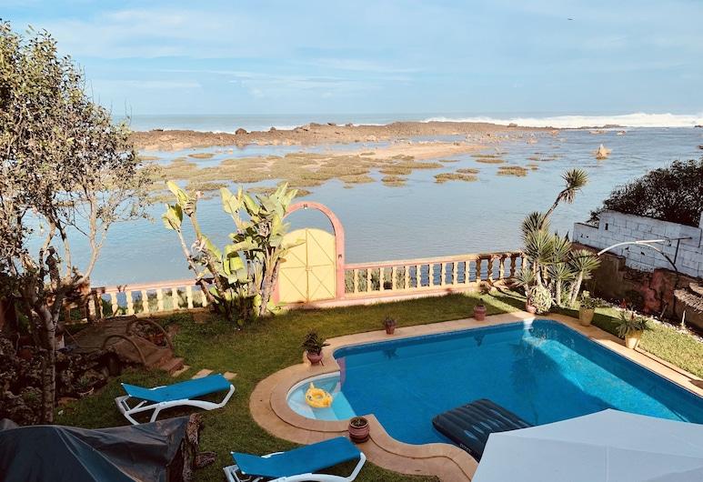 Villa D'Hôtes Harhoura Front De Mer, Hārhūra, Baseins