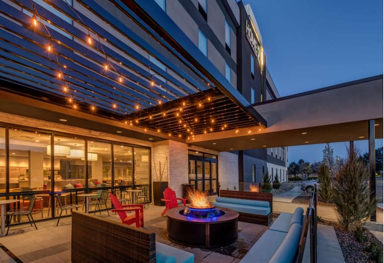 Home2 Suites by Hilton Reno, Reno, Terrace/Patio