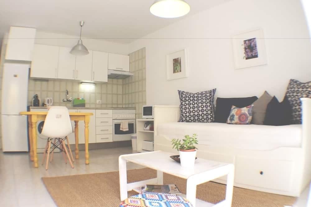 Appartement de 1 chambre - Coin séjour