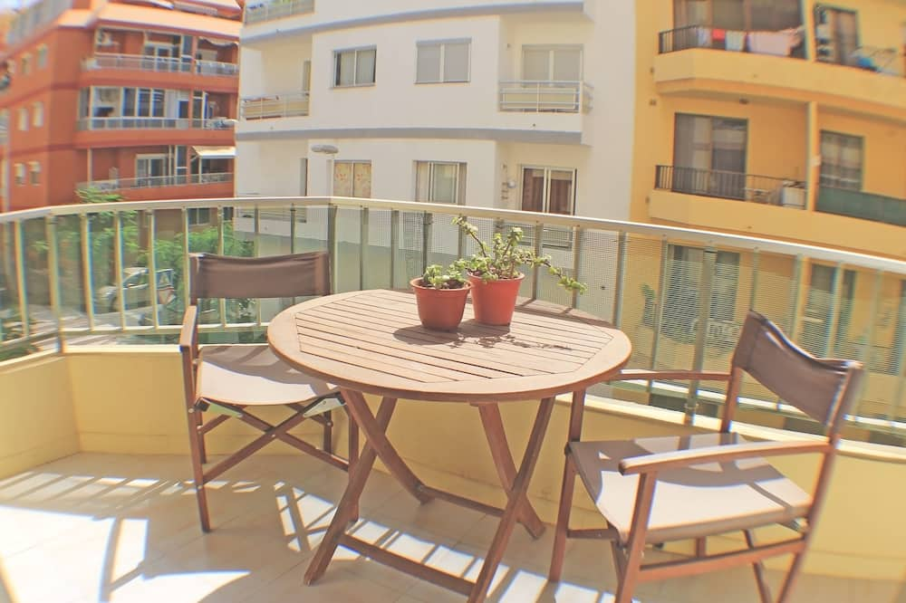 Appartement de 1 chambre - Terrasse/Patio