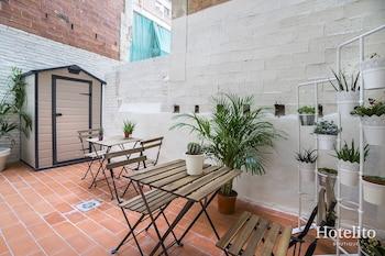 Foto di Hotelito Boutique Camp Nou a L'Hospitalet de Llobregat