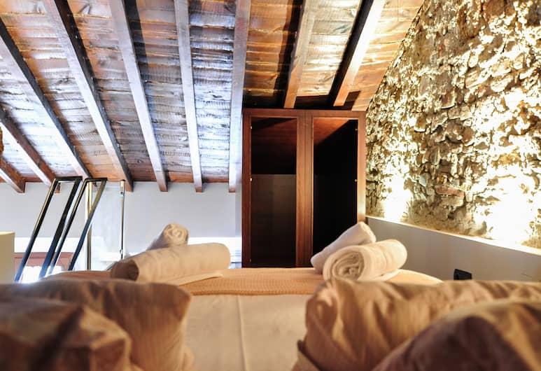 Sitito Loft Álvarez, Málaga, Loftový byt, 2 ložnice, výhled na město, Pokoj