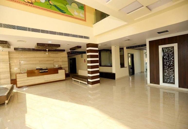 Rock Star Hotel, Pushkar, Hall