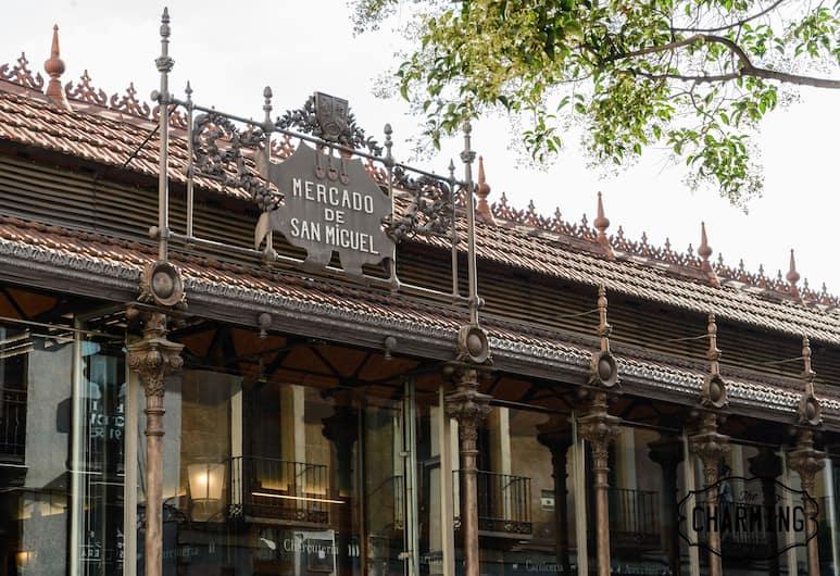Charming Mercado de San Miguel, Madrid, Außenbereich