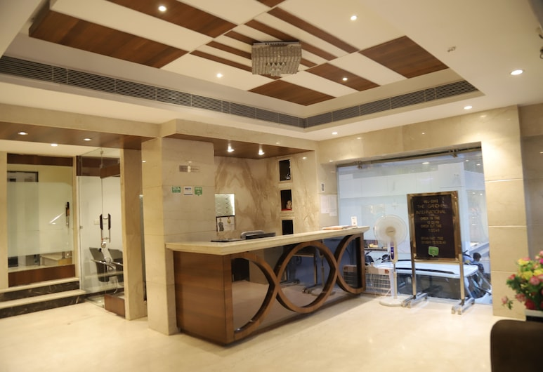 The Gandhi International, Jodhpur
