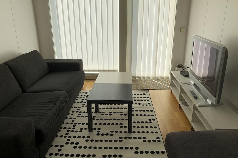 Apartamento Standard - Sala de Estar