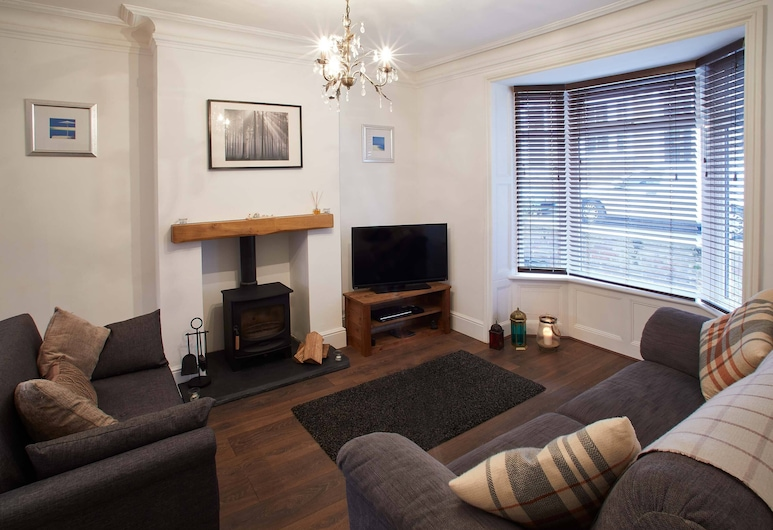 Elysium House, Whitby, Luxury House, Multiple Beds, Non Smoking, Living Room