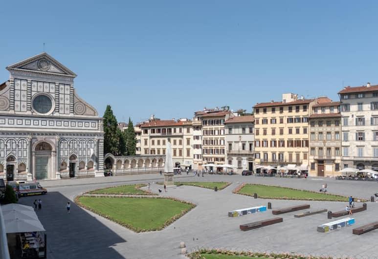 Novella Balcony, Firenze, Appartamento Deluxe, 3 camere da letto, Vista dalla camera