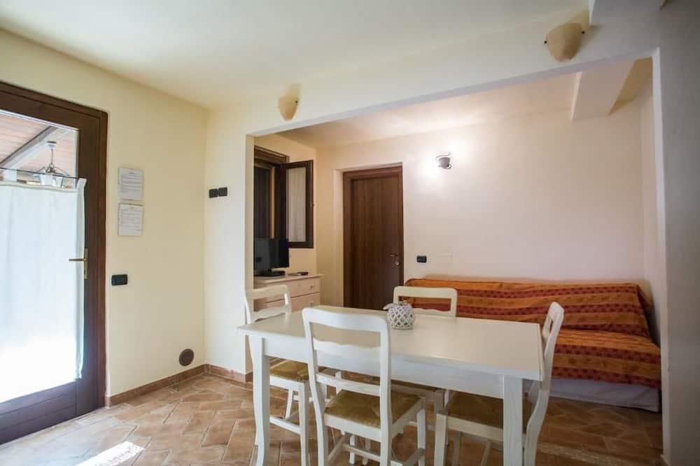 Apartmán, 2 ložnice (7 pax) - Stravování na pokoji