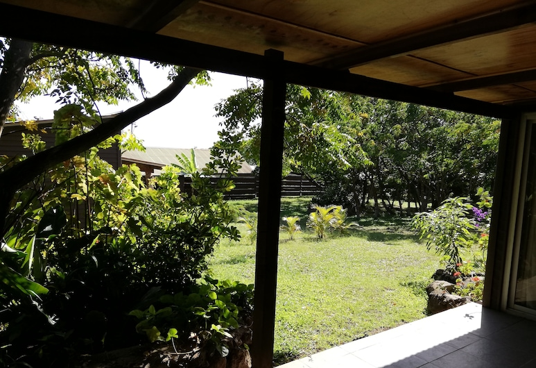 勞帕小屋酒店, Hanga Roa, 陽台
