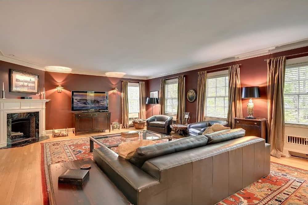 Ferienhaus, 4Schlafzimmer, Küche - Wohnzimmer