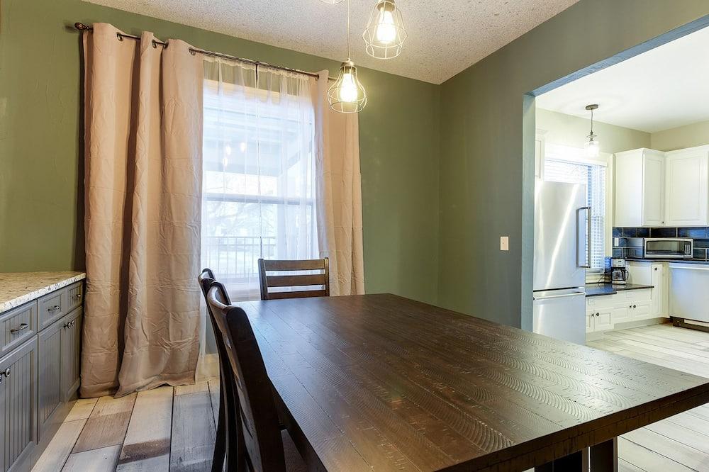 Apartament, 2 sypialnie, kuchnia - Wyżywienie w pokoju