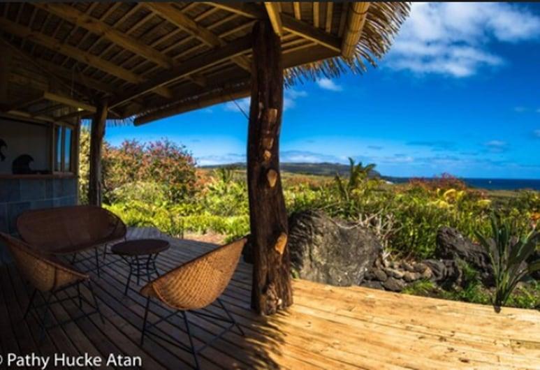 Kona Koa Lodge, Hanga Roa, Bungalow (Hakanini), Terrace/Patio
