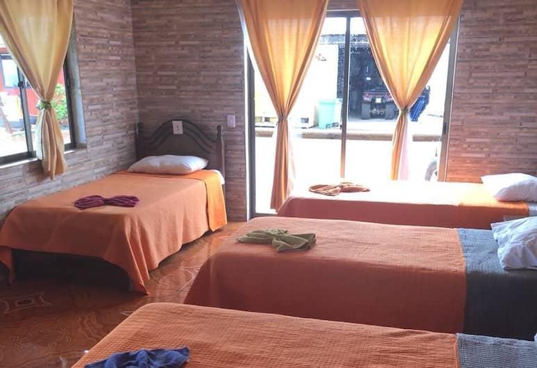 Hostel Camping Mihinoa, Hanga Roa, Phòng tập thể, Phòng tập thể nam và nữ (D2), Phòng