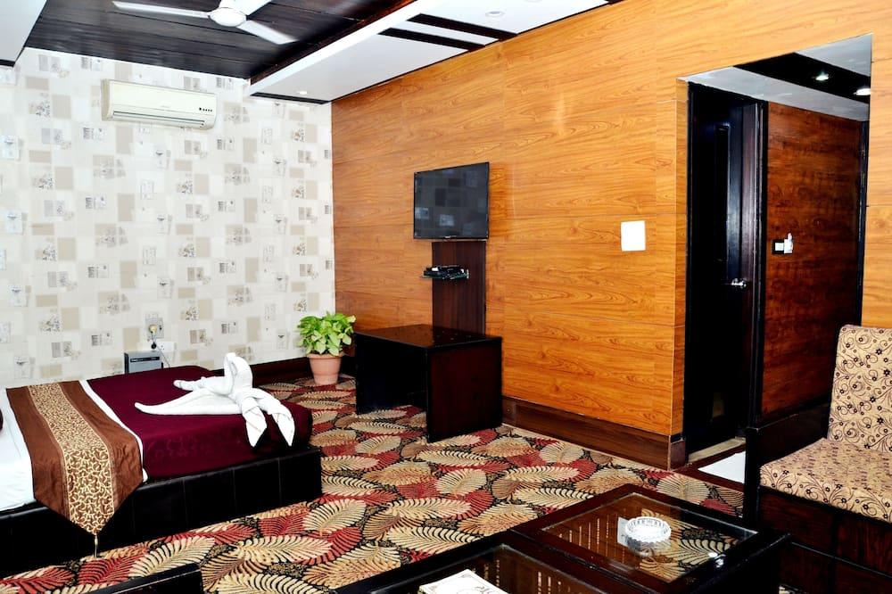 Luxury Double Room, 1 Queen Bed, Non Smoking - Guest Room