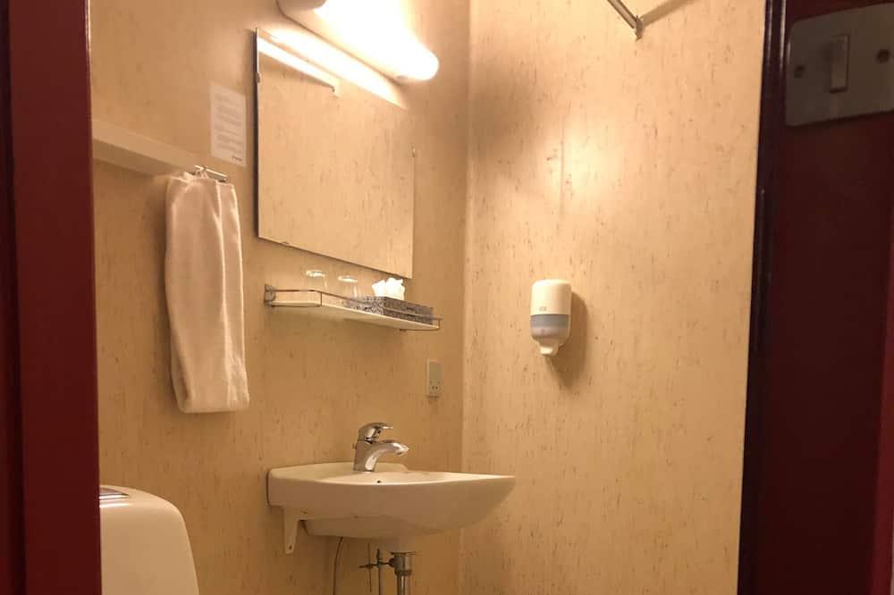غرفة كلاسيكية مزدوجة أو بسريرين منفصلين - سريران فرديان منفصلان - حمّام
