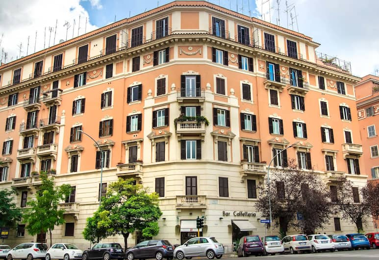Rome Central Rooms Guest House o Affittacamere, Roma, Bagian Depan Hotel