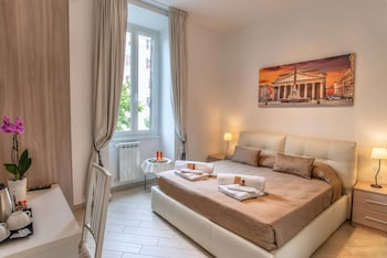 Selline näeb välja Rome Central Rooms Guest House o Affittacamere, Rooma