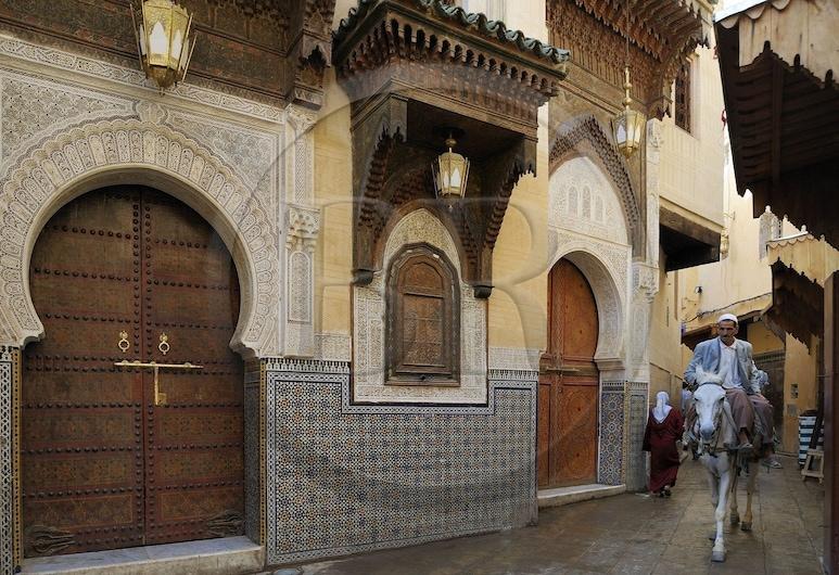 Hôtel Tijani, Фес, Терраса/ патио
