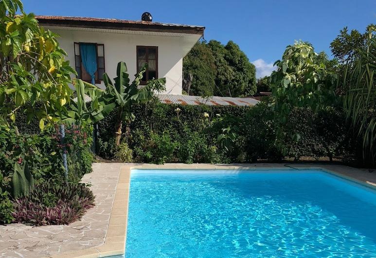 Ahitea Lodge, Papeete, Outdoor Pool