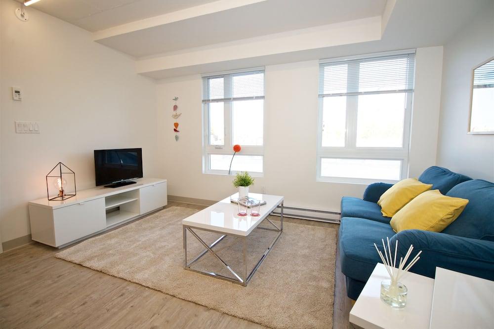 Представительские апартаменты, Несколько кроватей, для людей с ограниченными возможностями - Гостиная