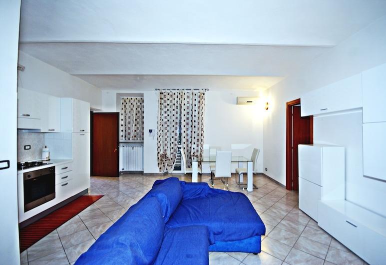 Casa Novara, Asti, Deluxe sviit, 1 magamistoaga, kööginurgaga, Tuba