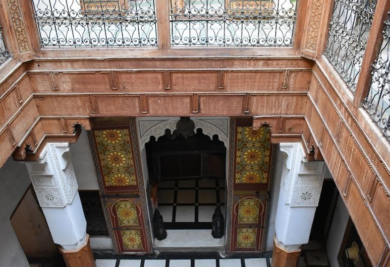 Dar Rbab, Fès, Intérieur de l'hôtel