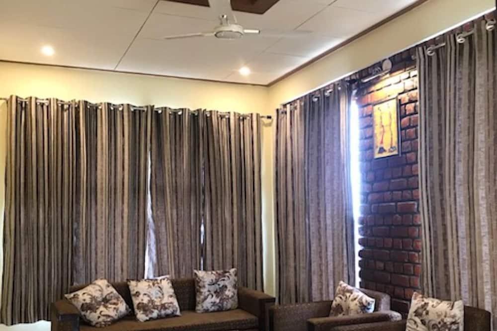 Familie suite, 1 tweepersoonsbed met slaapbank, niet-roken - Lobby