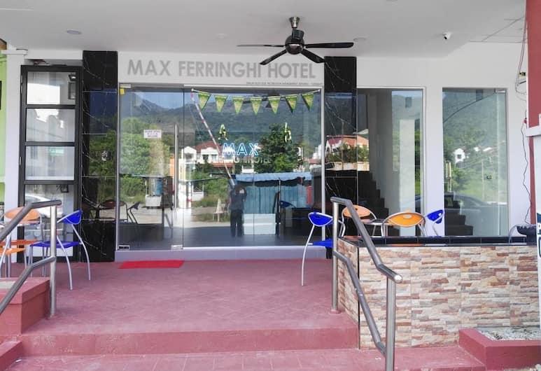 Max Ferringhi Hotel , George Town, Otel Girişi