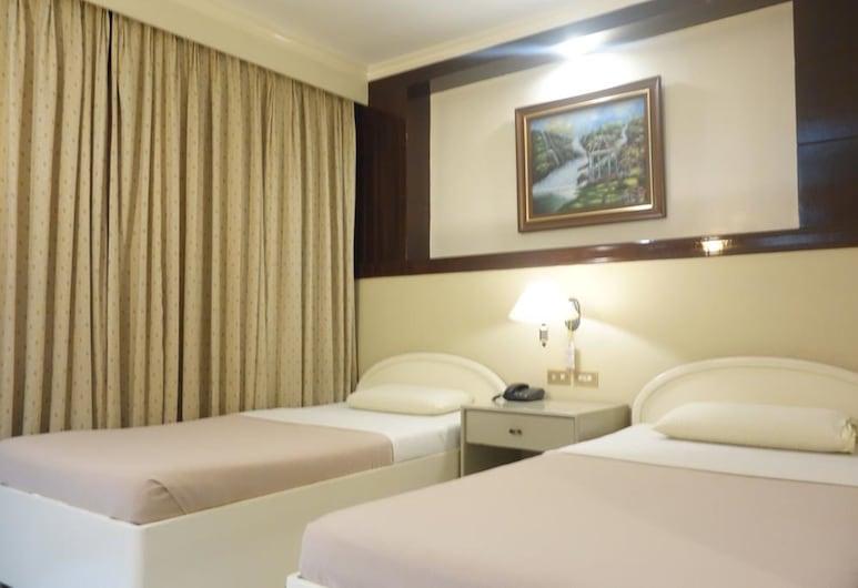 ホテル カネルサ, タクロバン, シングルルーム (Large), 部屋