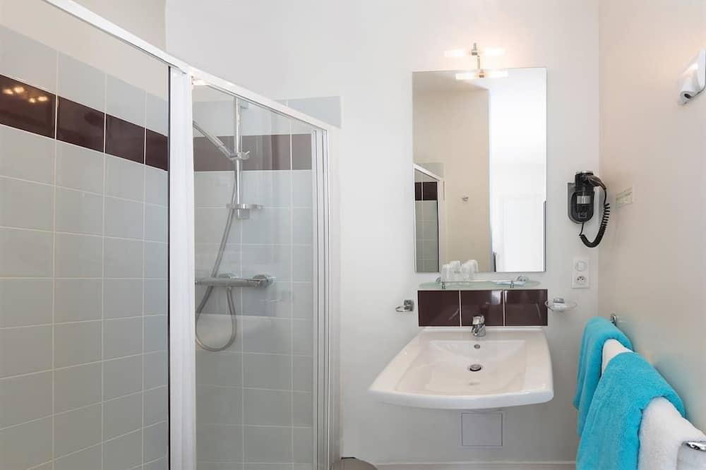 Kamar Double, pemandangan laut terbatas - Kamar mandi