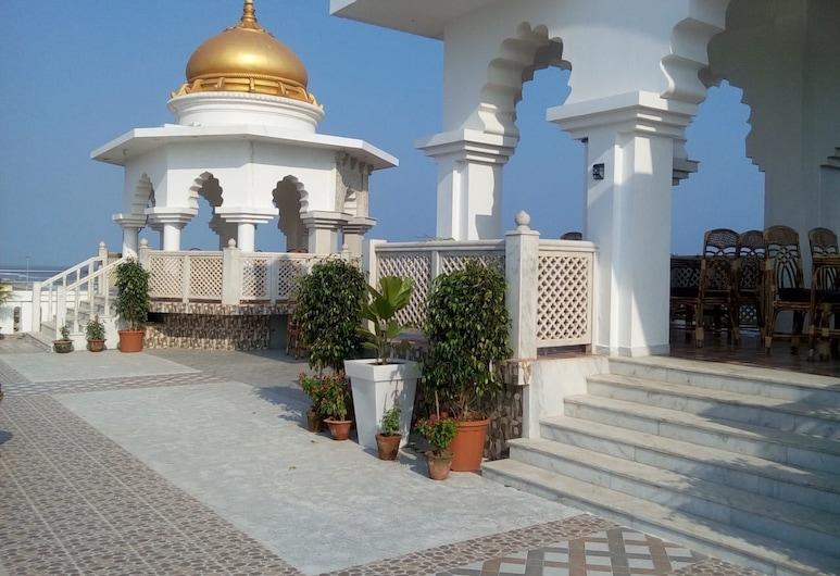 Hotel Lucky India Royal Heritage, Puri, Hotelfassade