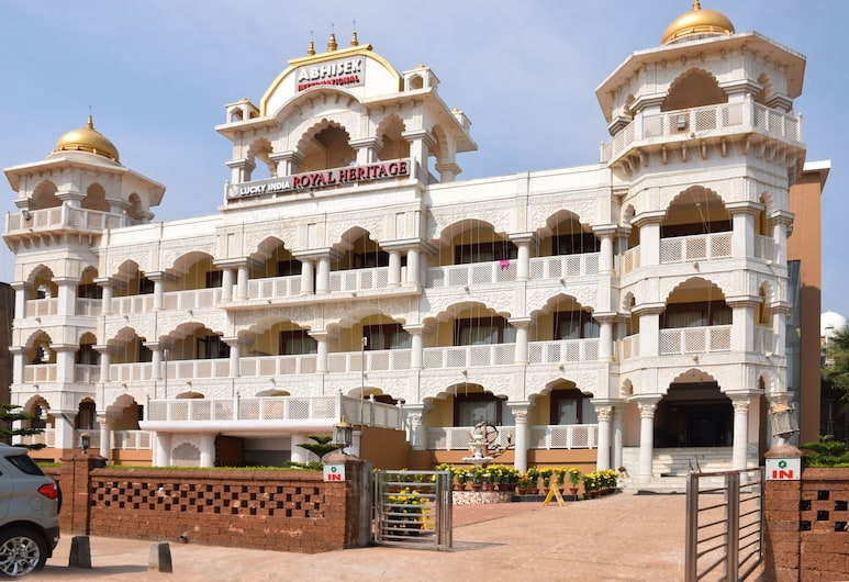 Hotel Lucky India Royal Heritage, Puri