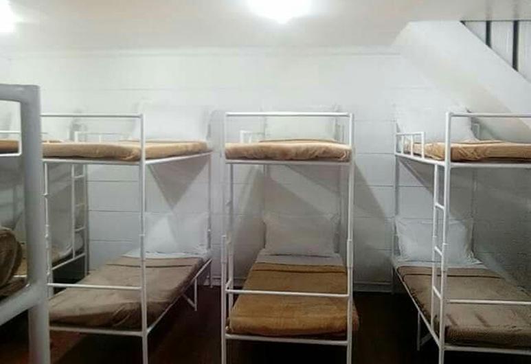 Dormitels.ph Makati - Hostel, Makati, Basic Ortak Ranzalı Oda, Sadece erkekler için, Oda
