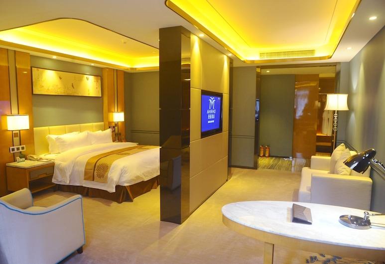 Manhao Hotel, Guangzhou, Executive Suite, Guest Room