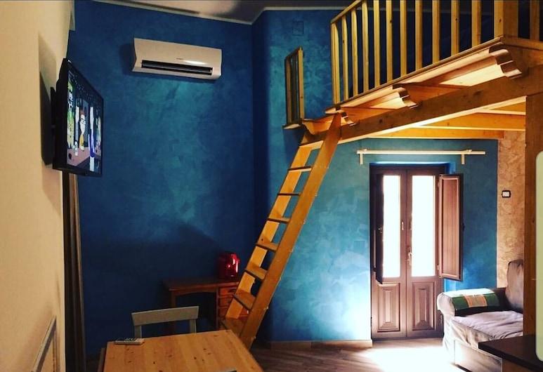 La Casa del Poeta, Taormina, Quarto Familiar, Quarto
