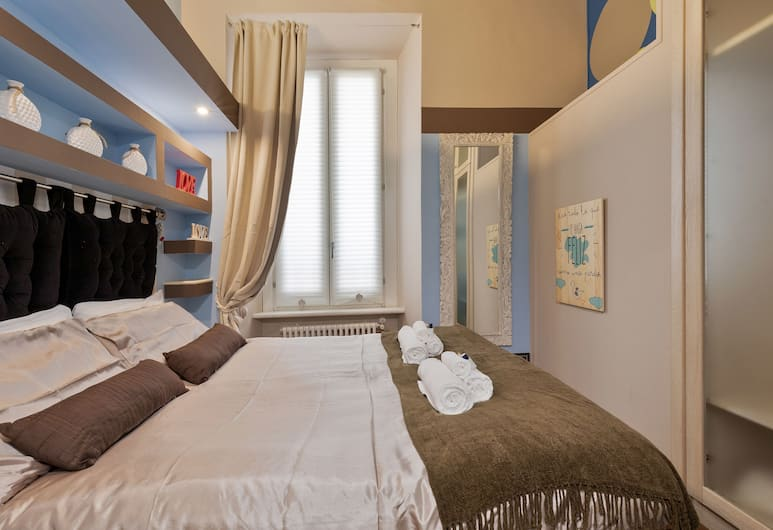 Rome as you feel - Governo Vecchio, Rome, City Apartment, 1 Bedroom, Room