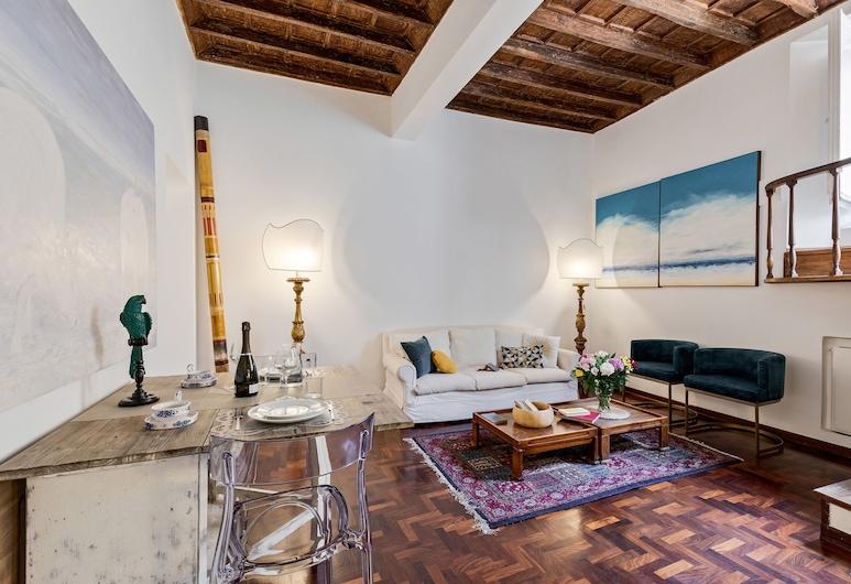 Rome as you feel - Vetrina Apartment, Rome, Appartement, 1 chambre, Chambre