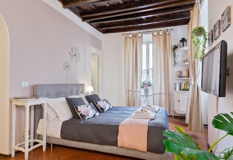 Rome as you feel - Santo Stefano, Rom, Lejlighed - 1 soveværelse, Værelse