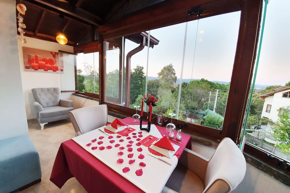 Suite (Ametist) - Balcony