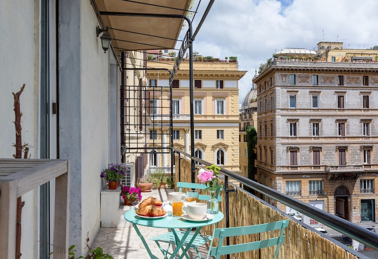 Rome as you feel - Pellegrino Apartment, Rome, Design Apartment, 2 Bedrooms, Balcony, Balcony