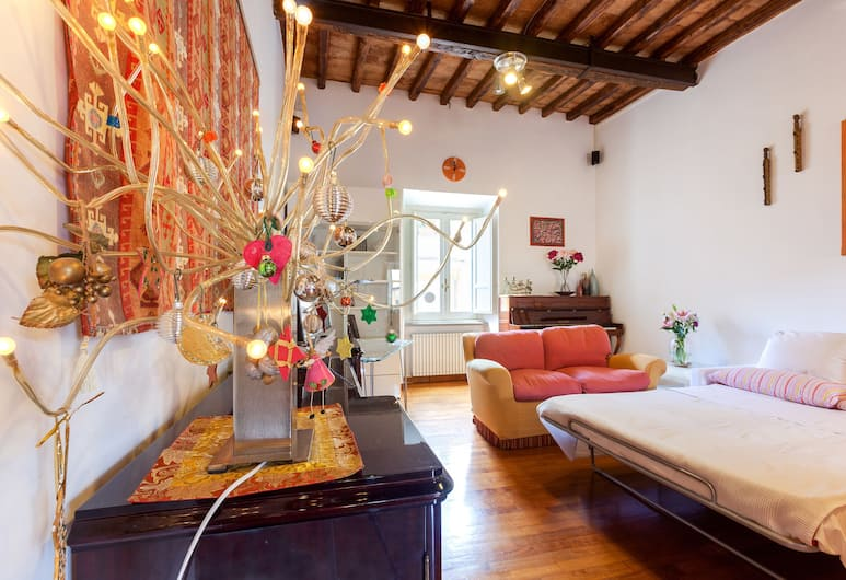 Rome as you feel - Teatro Pace 2, Rome, Apartment, 2 Bedrooms, Room