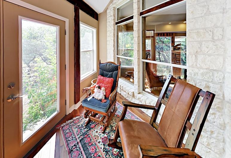 Fabulous 6br Dripping Springs Ranch 6 Bedroom Home, Dripping Springs, Casa, 6 Quartos, Área de Estar