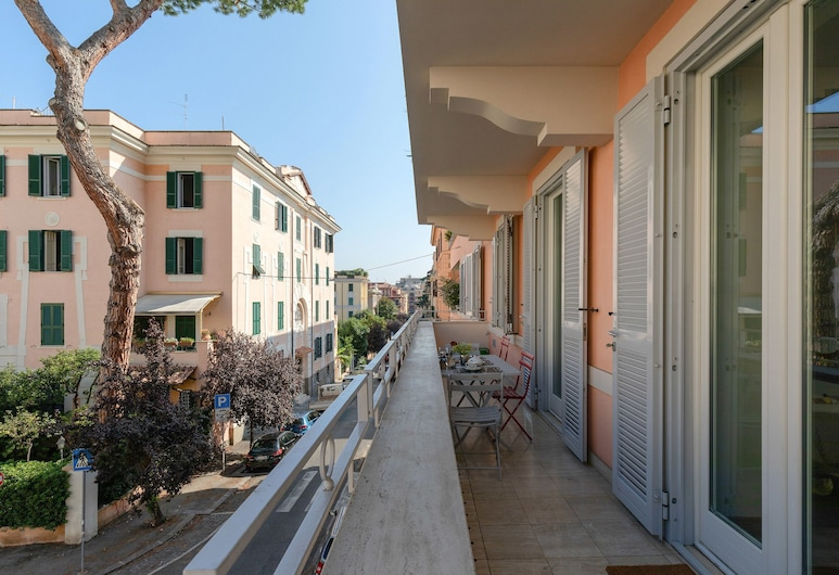 Rome as you feel - Sabazio Apartment, Rome, Apartment, 1 Bedroom, Balcony