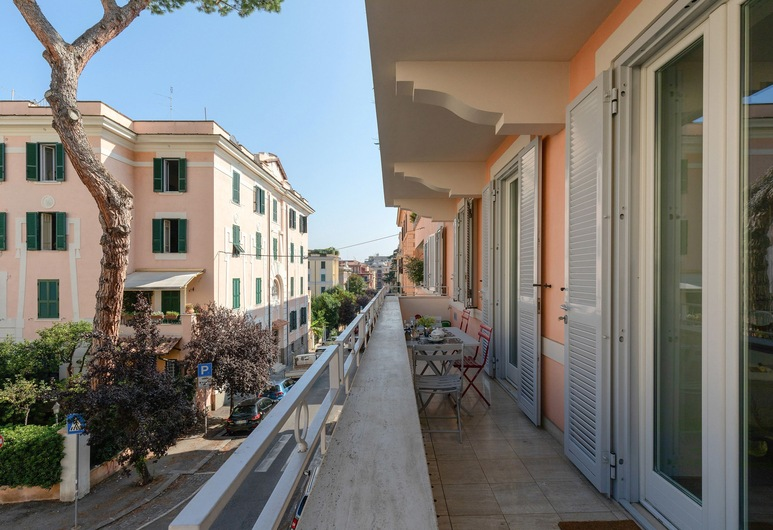 Rome as you feel - Sabazio Apartment, Rome, Appartement, 1 slaapkamer, Balkon