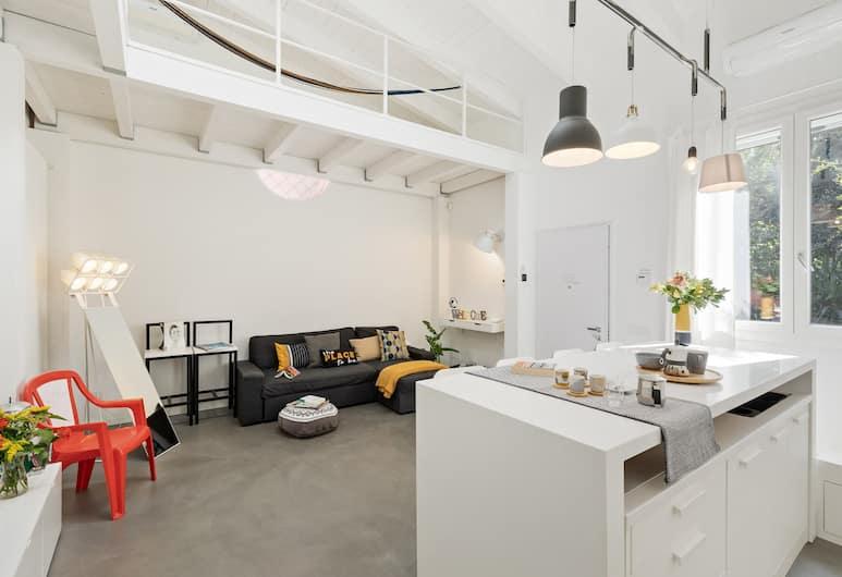 Rome as you feel - Alibert Design Loft, Rome, Loft, 2 slaapkamers, Kamer