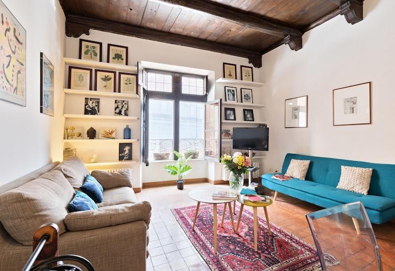 感受羅馬 - 蓋茨酒店, 羅馬, 公寓, 1 間臥室, 客房